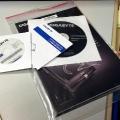 Gigabyte T1132N Booktop - Unterlagen und CDs