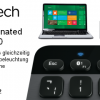 Logitech Bluetooth Illuminated Keyboard K810 - Neuvorstellung