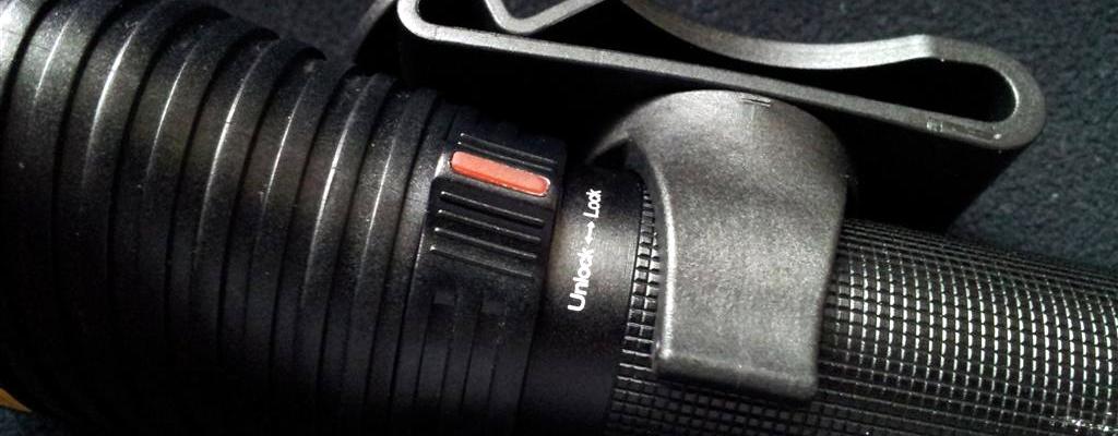 LED LENSER® X7R - Fast Lock System