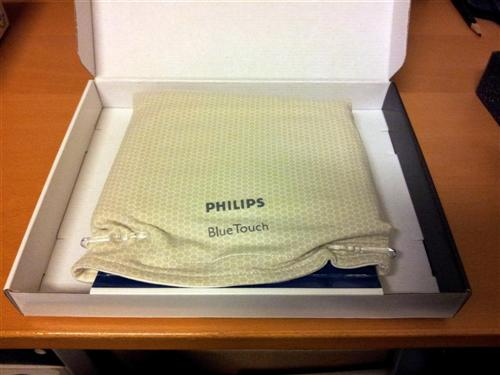 Philips BlueTouch Pain Relief Patch - Halteband unterer Rücken