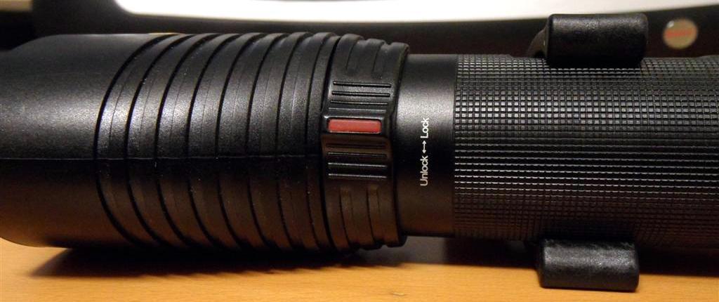 LED LENSER® X14 - Advanced Focus- und Fast Lock-System