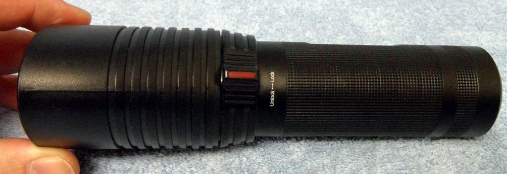 LED LENSER® X14 - Fast-Lock-System
