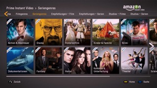 Serien Amazon Instant Video