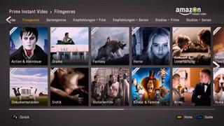 Filmgenres Amazon Instant Video