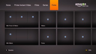 Amazon Cloud Drive @ Amazon Instant Video